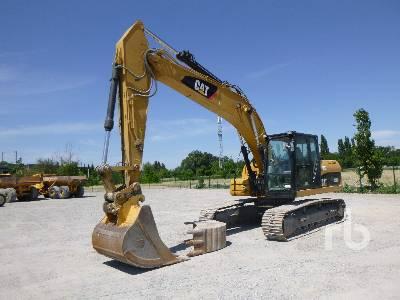 2011 CATERPILLAR 320DL Pelle Sur Chenilles Hydraulic Excavator