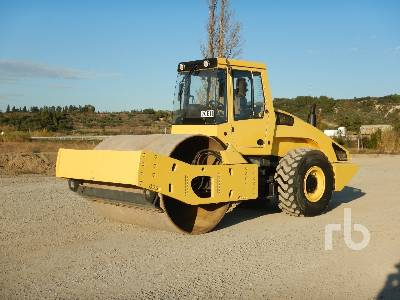 2010 BOMAG BW219DH-4 Vibratory Roller