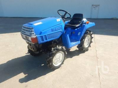 ISEKI LANDHOPE 4x4 Tracteur Utilitaire 4WD Utility Tractor