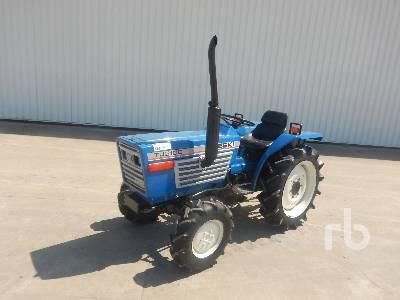 ISEKI TU2100 4WD Utility Tractor