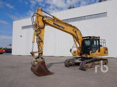 2016 KOMATSU PC210-8 NLC excavator Hydraulic Excavator