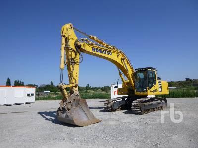 2016 KOMATSU PC360LC-10 Hydraulic Excavator