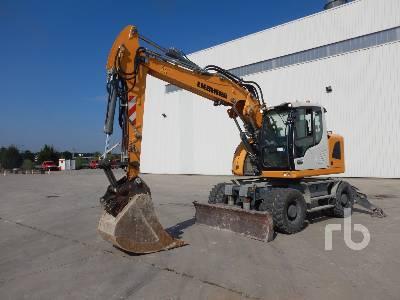 2016 LIEBHERR A914C COMPACT Mobile excavator Mobile Excavator