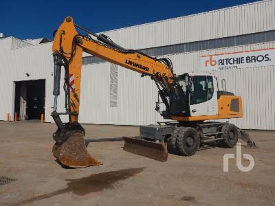 2016 LIEBHERR A920 Mobile excavator Mobile Excavator