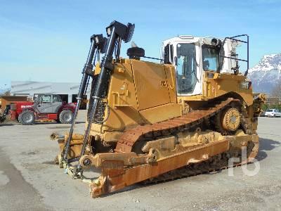 2011 CAT D8T Crawler Tractor