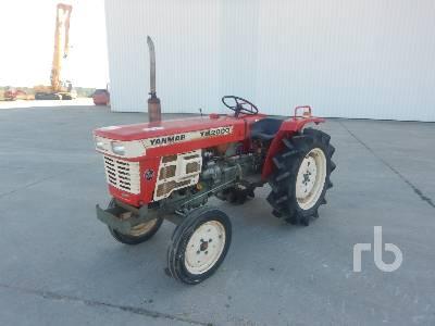 YANMAR YM2000 2WD Utility Tractor