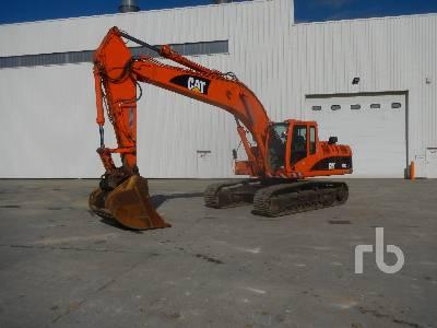 2004 CAT 325CLN Hydraulic Excavator