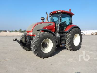 2005 VALTRA S280 4x4 Tracteur Agricole MFWD Tractor