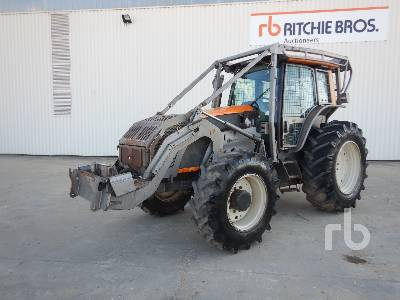 2011 VALTRA T131 4WD Forestry Tractor MFWD Tractor