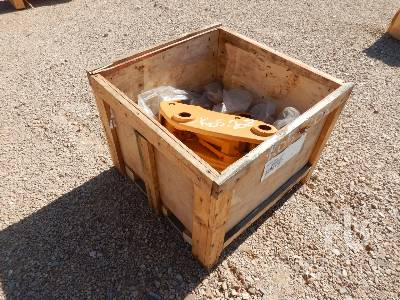 Unused CASE Hydraulic Quick Coupling Parts - Other