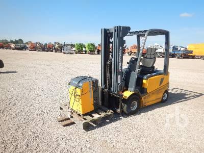 JUNGHEINRICH EFG425K 2500 Kg Electric Forklift