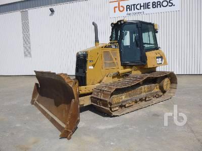 2011 CAT D6K Crawler Tractor