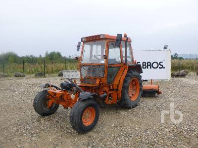 1994 X FENDT AND CO 2WD Tractor