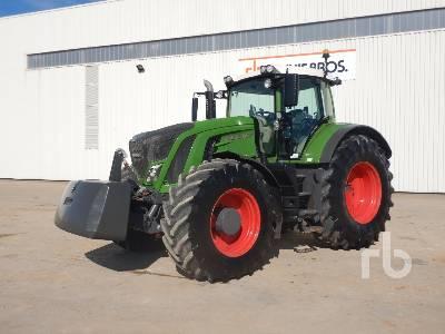 2019 FENDT 936 VARIO MFWD Tractor