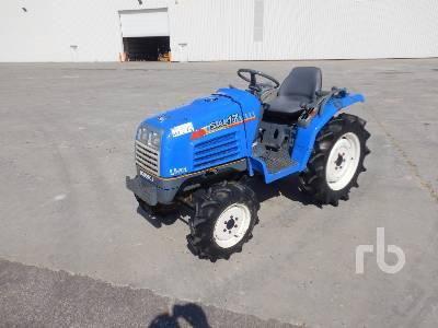 ISEKI SIAL 17 4WD Utility Tractor