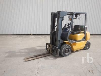 1999 KOMATSU FG25T-1E12 2250 Kg Forklift