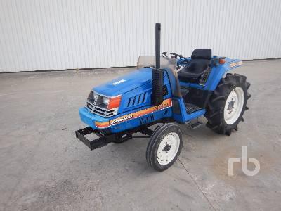 ISEKI TU200E 2WD Utility Tractor