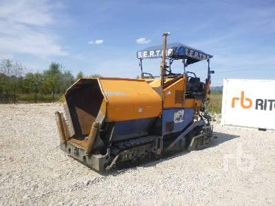 2005 DEMAG DF65C Asphalt Paver