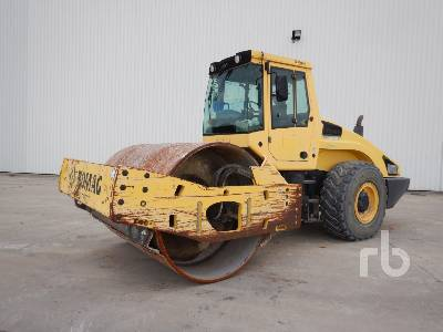 2013 BOMAG BW219DH-4 Vibratory Roller