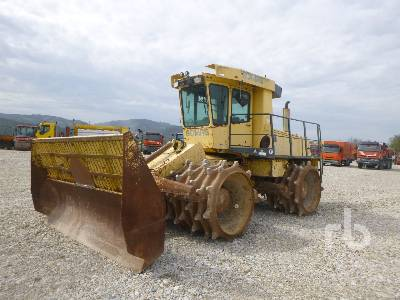 2000 BOMAG BC670RB Landfill Compactor
