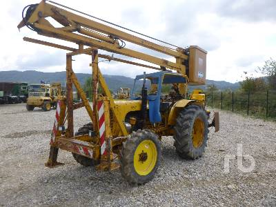 LANDINI DT7000 4WD Agricultural Tractor Parts/Stationary Construction-Other