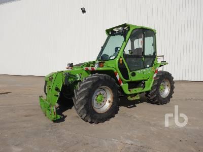 2014 MERLO P40.7CS 4000 Kg 4x4x4 Telescopic Forklift