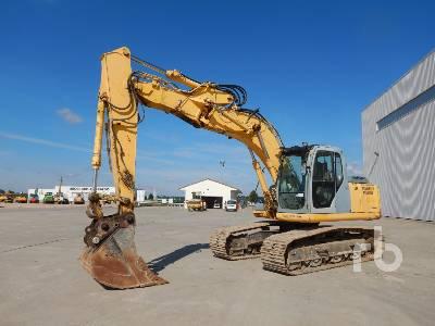 2008 NEW HOLLAND E175B Hydraulic Excavator