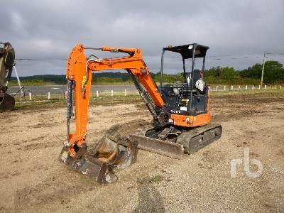2015 HITACHI ZX26U-5A YR Mini Excavator (1 - 4.9 Tons)