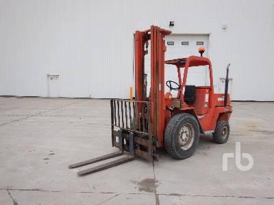 1994 MANITOU MCE30NTI 3000 Kg 4x2 Rough Terrain Forklift