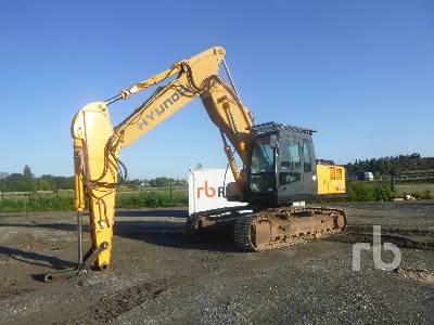 HYUNDAI ROBEX 210-NLCZA Hydraulic Excavator