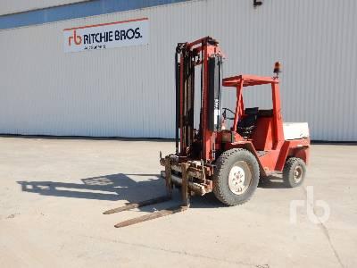 MANITOU MCE30NS 3000 Kg 4x2 Rough Terrain Forklift