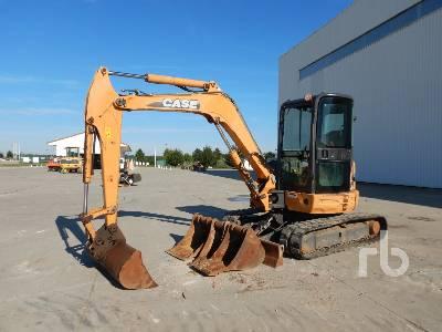 2010 CASE CX50BC Mini Excavator (1 - 4.9 Tons)