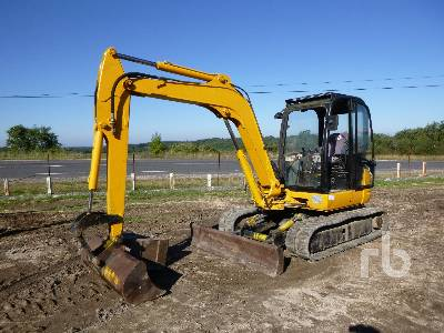 2002 JCB 8050 Hydraulic Excavator