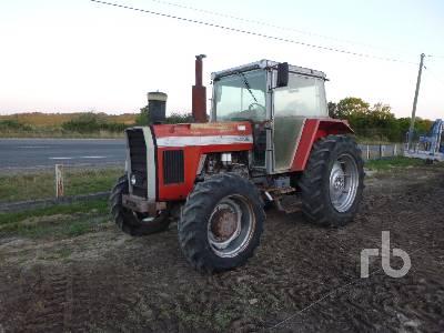 MASSEY FERGUSON 2640 MFWD Tractor