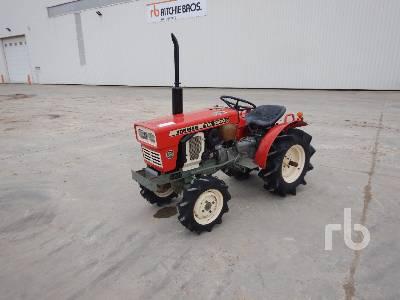 YANMAR YM1300D 4WD Utility Tractor