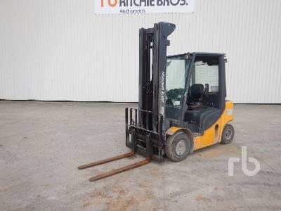 2011 JUNGHEINRICH DFG425S 2500 Kg Forklift