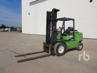 2001 CLARK CGP50S 5000 Kg Forklift