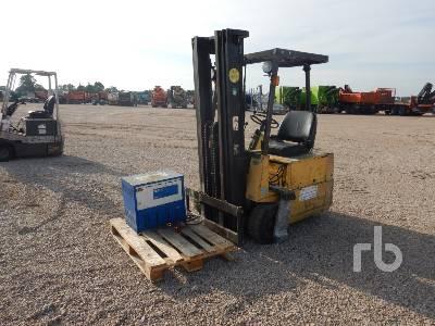 TCM FTB13 1200 Kg Electric Forklift