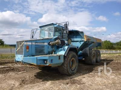 1999 VOLVO A30C 6x6 Articulated Dump Truck