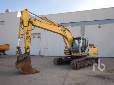 2007 NEW HOLLAND E215B Hydraulic Excavator