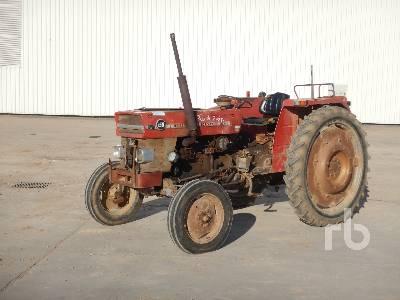 1976 MASSEY FERGUSON 158 2WD Tractor