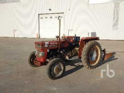 MASSEY FERGUSON 140 SUPER 2WD Tractor