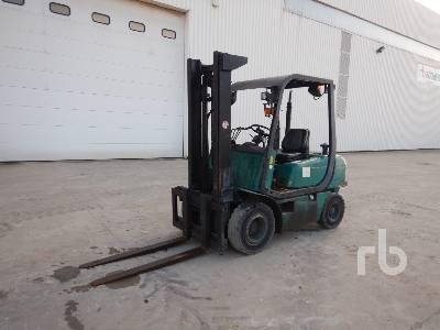 2000 CLARK SF25D 2500 Kg Forklift