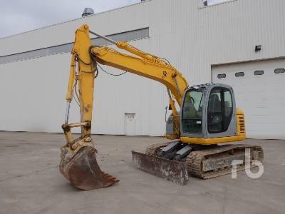 2007 NEW HOLLAND E115SR-1ES Hydraulic Excavator