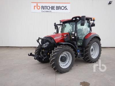 Unused 2021 CASE IH VESTRUM CVX120 (Unused) MFWD Tractor