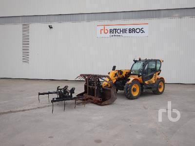2014 DIECI AGRISTAR 37.7 Telescopic Forklift