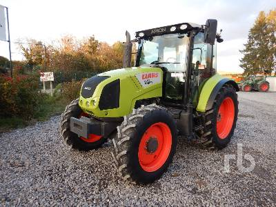 2011 CLAAS ARION 430 MFWD Tractor