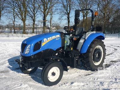 Unused 2020 NEW HOLLAND T4.55S 2WD Tractor
