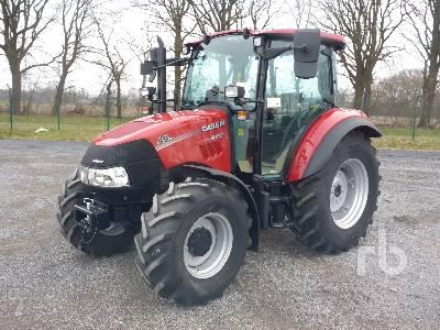 Unused 2020 CASE IH FARMALL 55C MFWD Tractor