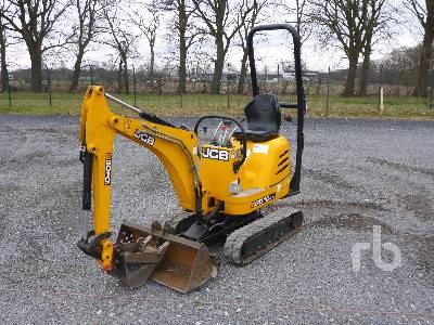 2018 JCB 8010 CTS Mini Excavator (1 - 4.9 Tons)